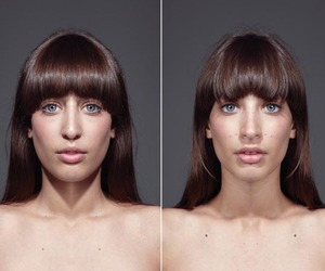 How Would You Look If Your Face Was Perfectly Symmetrical?