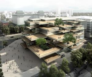 Huangdu Art Center in Beijing
