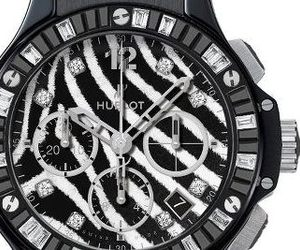 Hublot Big Bang Zebra Timepiece