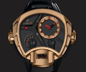 Hublot MP-02 Key of Time King Gold Watch