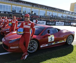 Hublot Timepieces and Ferrari Motor Cars match made in....
