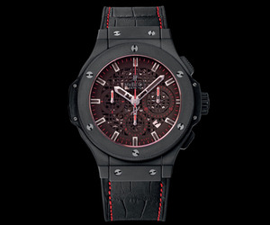 Hubolt Jet Li Big Bang Special Edition Watch