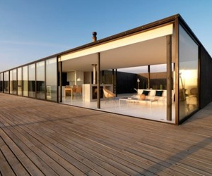 Huentelauquen House by 01ARQ
