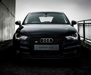 Huffer & Audi A1