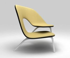 Hug Chair by Ilian Milinov