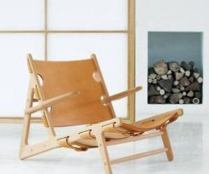 Hunting Chair by Borge Mogensen, 1950