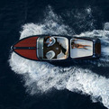 Hybrid 757 St. Tropez Boat by Frauscher
