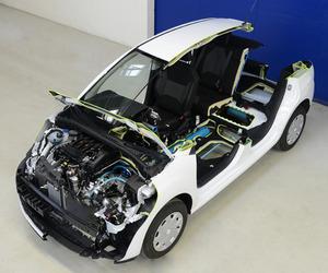 Hybrid Air – innovative compressed air vehicles