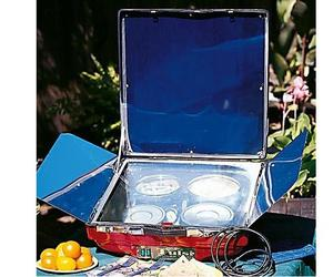 Hybrid Solar Cooker by Sun BD Corporation