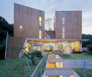 Hye Ro Hun House by IROJE KHM Architects