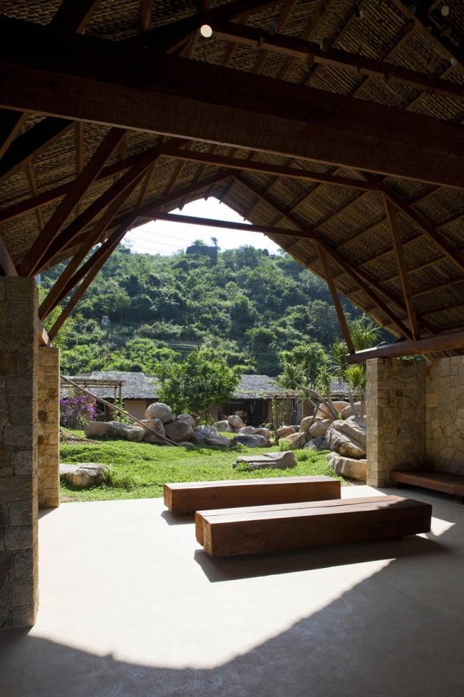I Resort Vietnam Mud Baths Travel Destination