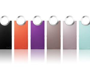 iAUDIO E2 : Stylish & Compact MP3 Player