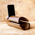 iBam 2 Acoustic Bamboo Speaker for Apple iPhone