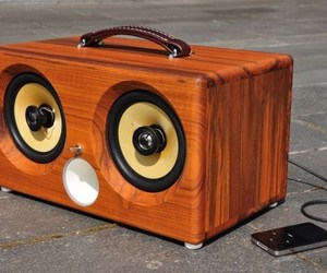 iBox XC iPod Boombox