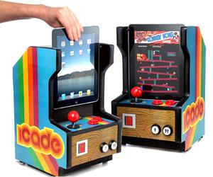 Icade | Ipad Arcade Cabinet