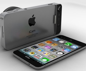 iCam Photo Lens Case for Apple iPhone