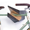Iceberg Wooden Bike Hanger