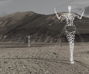 Icelandic Giant Electrical Towers