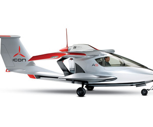 Icon Partners with Cirrus for Production of the A5 Light