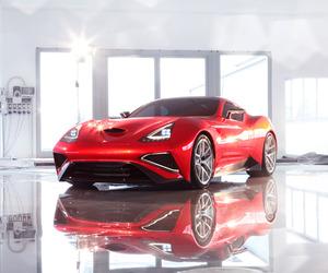 Icona Vulcano concept car