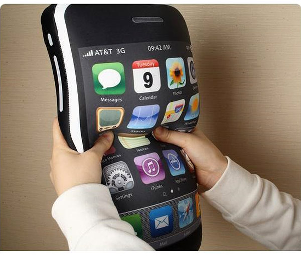Slick and practical iphone and ipad duo charger