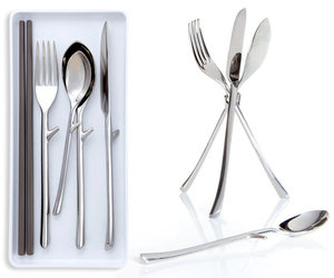 iD Cutlery from Royal KVB