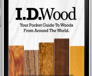I.D. Wood, an app for iPhones