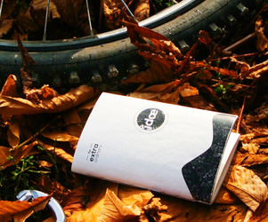 Idae, the notebook for extreme sports