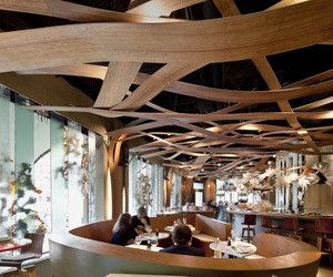 Ikibana Restaurant in Barcelona by El Equipo Creativo