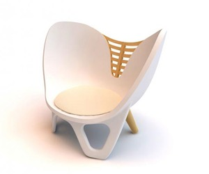 Illum Chair by Damaris & Marc Design Studio