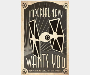 Imperial Navy Recruitment Prints |