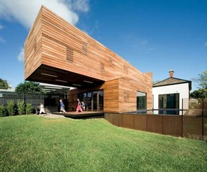 Imposing Trojan House by Jackson Clements Burrows