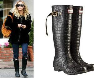 Impressive and stylish wellington hunter boots