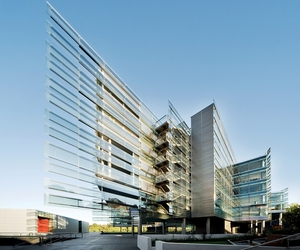 Impressive University Complex in Auckland