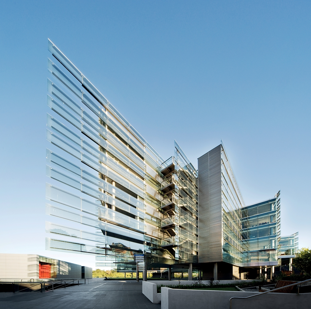 Commercial Lighting Auckland: Impressive University Complex In Auckland