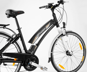 Improved Version Of Electric Bicycle