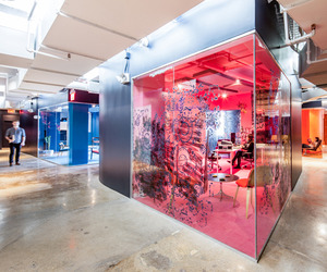 INABA Architects: Red Bull Music Academy in New York