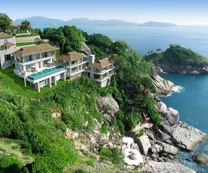 Incredible Cliff Villa In Phuket