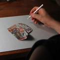 Incredible Hyperrealistic Drawings By Marcello Barenghi