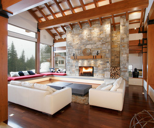 Incredible Mountain Retreat in Whistler: Belmont Estate