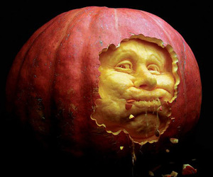 Incredible Pumpkin Carvings by Villafane Studios