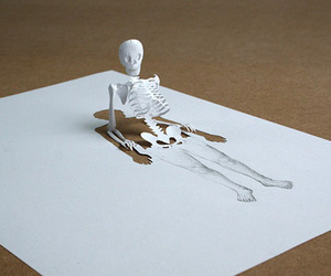 Incredible Sculptures Made From A Single Sheet of Paper