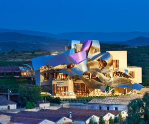 Hotel Marques De Riscal, Stunning Ribbon Design