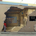 Incredibly Realistic 3D Street Art by John Pugh