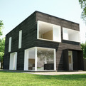 Infill Prefab House by John Gavin Dwyer
