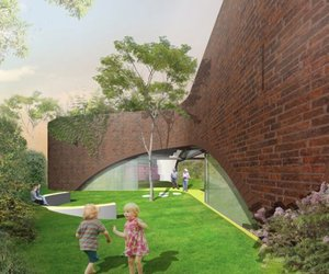 Infinity House: 2010 Award Winning Brick Design