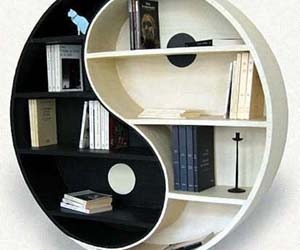Innovative Furniture and Shelves by Eric Guiomar