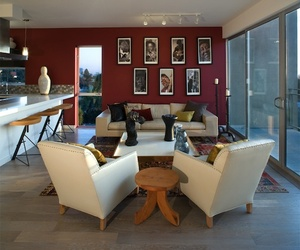 Inside Cisco Home model unit from Lofts @ Cherokee Studios