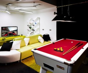 Inside the Google London Office