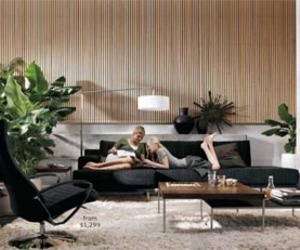 Contemporary Living Room Furniture by BoConcept
